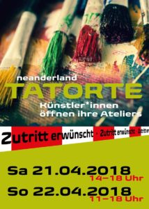 Neanderland Tatorte 2018 - Silvia Freund